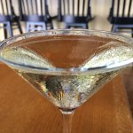 Pear Martini at The Red Inn in Provincetown, MA