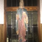 Die heilige Madonna! Das Original bei uns im Haus !