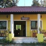 Centro de Información Turística de Calakmul