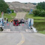 A safe fun ride across the Red Deer River