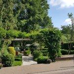 Theetuin Hotel De Hoofdige Boer