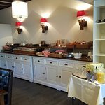 Ontbijtbuffet Hotel De Hoofdige Boer