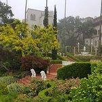 Hearst Castle gardens