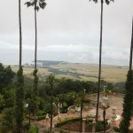 View of ocean from Hearst Castle