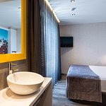 Foto de Hotel Vueling BCN by Hc