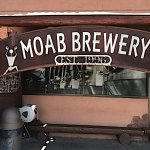 Moab Brewery Entrance
