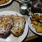 Chocolate Bread French Toast