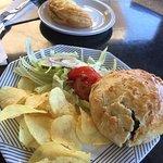 Lunch at The Penny Farthing Bar - Diplomat Hotel - Sliema - Malta