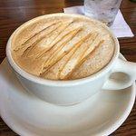 Caramel Latte. Pretty tasty