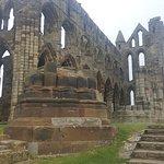 Whitby Abbey صورة فوتوغرافية