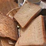Inedible toast