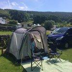 Foto de Howgill Holidays Caravan Park and B&B