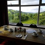 Breakfast with a view!