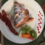 Special of the Day: Maple Walnut Stuffed French Toast