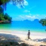 Foto de Phra Nang Cave Beach
