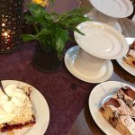 reichhaltiger Kuchen