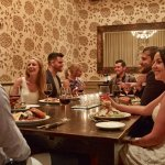 Stephi's on Tremont Private Dining Room