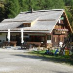 Alpengasthof Geigerhütte Am Wollanernock
