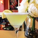 Elderflower Martini