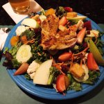 Harvest Salad with Grilled Chicken