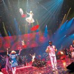 Foto di The Beatles - Love - Cirque du Soleil