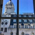 Fifth floor room view