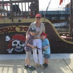 Me and my grand swashbucklers!