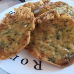 tortillita camarones, muy floja