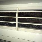 Nasty air conditioner.