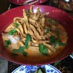 Khao Soi (Vegetarian)
