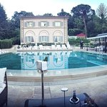 A The Heart of Villa Cora