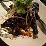 Wild Ginger-Balinese BBQ pork spare ribs