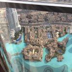 View of The Address from The Burj