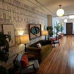 Interior - The Dwell Hotel Photo