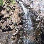 Waterfall along Pipiwai Trail