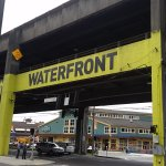 Photo of Seattle Waterfront