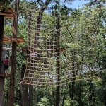 Zip Line Obstacle