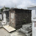 St. Louis Cemetery No. 1 Tombs