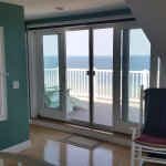 Sandtower suite with private deck