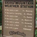 Baird Mountain Weather Station