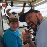 Captain B was a terrific tour guide. Totally enjoyed the ride.