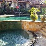Quite pool
