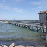 Guest pier