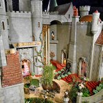 Museum of Science & Industry - Colleen Moore toured the country with her miniature fairy castle
