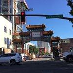 Photo of Chinatown Gate