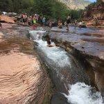 Foto di Slide Rock State Park