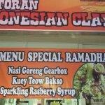 Restoran Indonesian Claypot