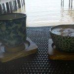 ภาพถ่ายของ The Old House, Cafe & Art Gallery on the sea