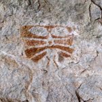 Some Rock Art is More Visible in a Photo than with the Naked Eye