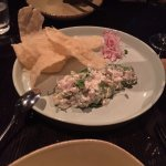 OMG - this Kingfish Tartare was absolutely amazing. A definite must have when you visit China La